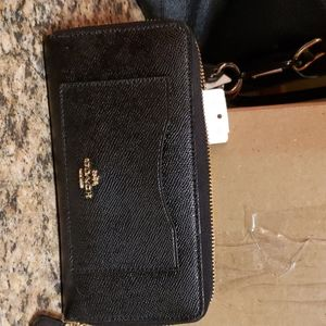 Selling today only Coach wallet